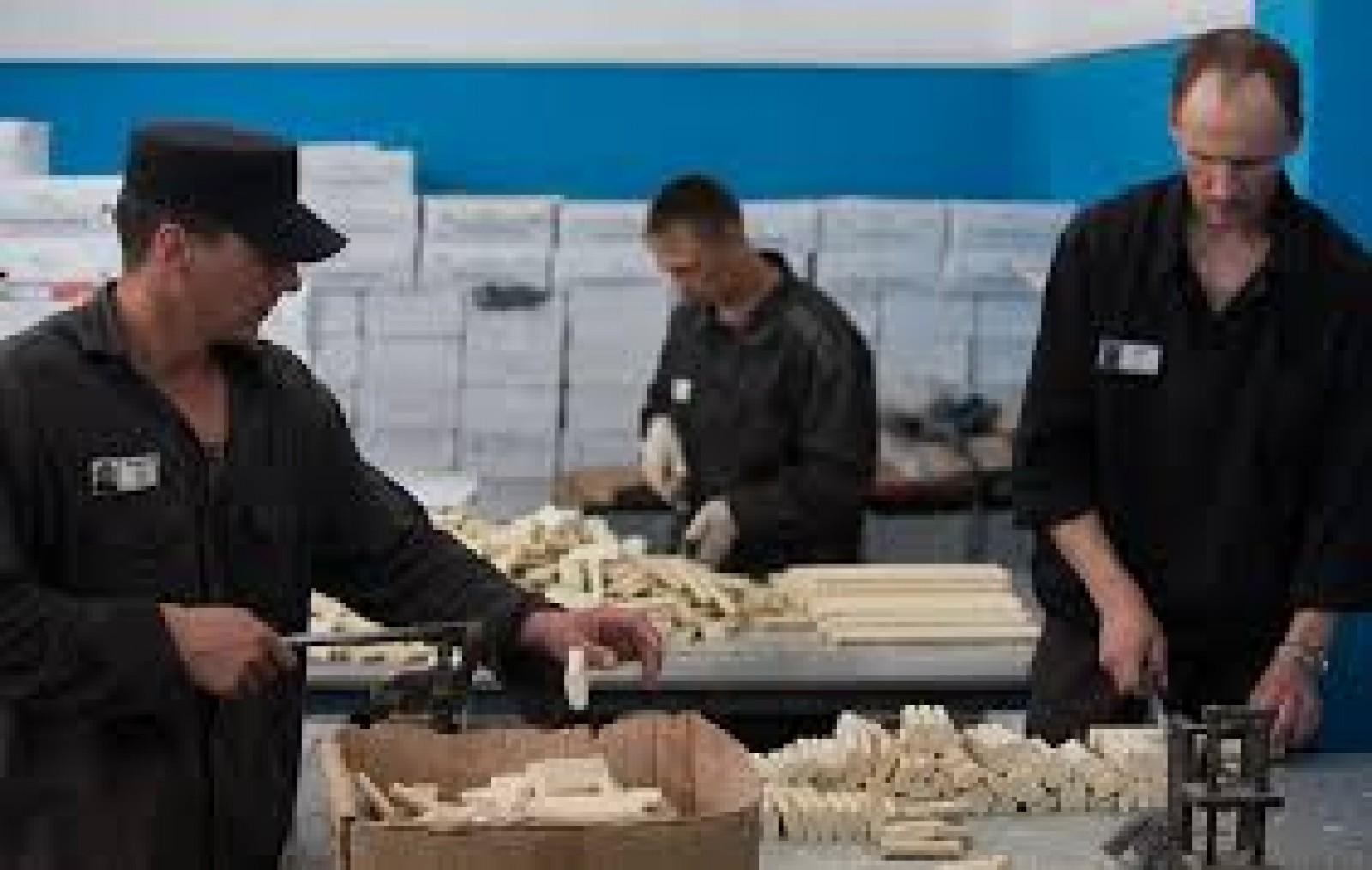 Фсин заявила о готовности производств в тюрьмах выпускать су.